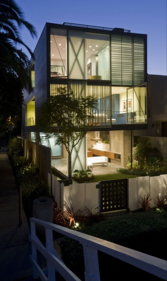 hover house exterior minimalist house design