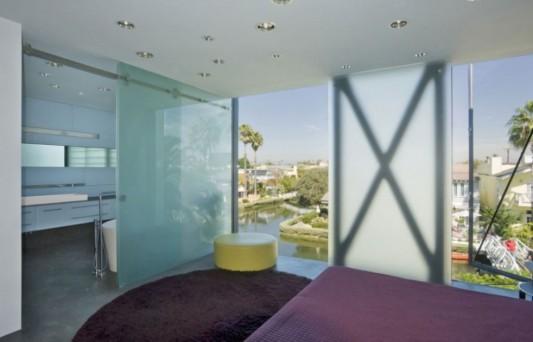 hover house modern bathroom with modern lighting inspiration