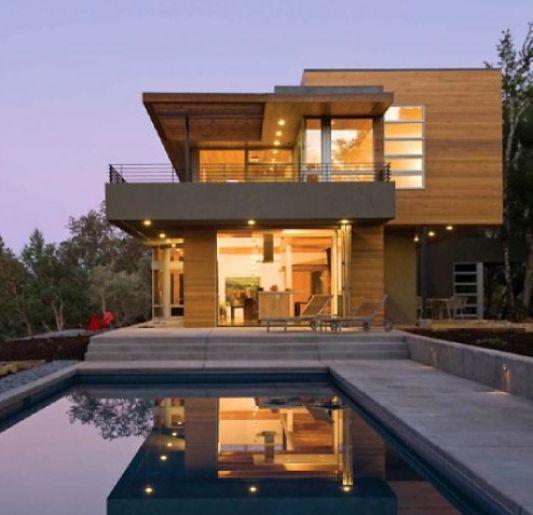 informal cottage luxurious design
