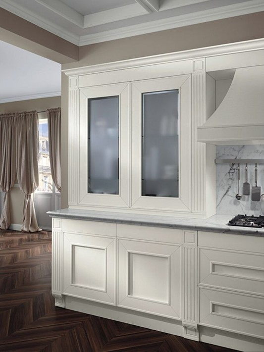 innovative Italian classic contemporary kitchen cabinet