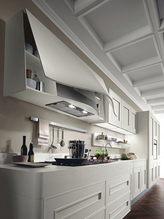 innovative kitchen cabinet door design