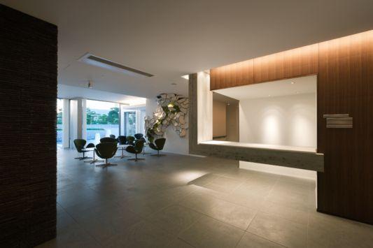 intefeel condominium - artistic interior design ideas with lighting