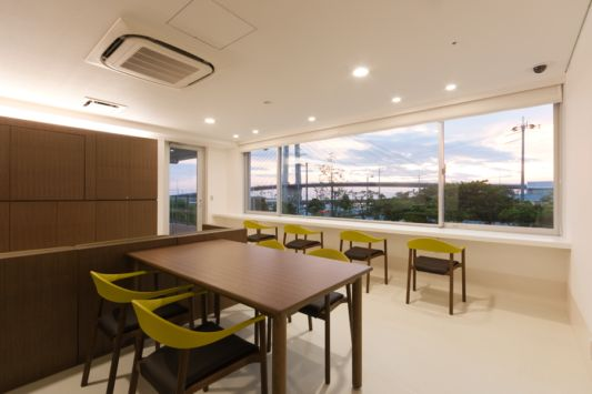 intefeel condominium with wooden furniture