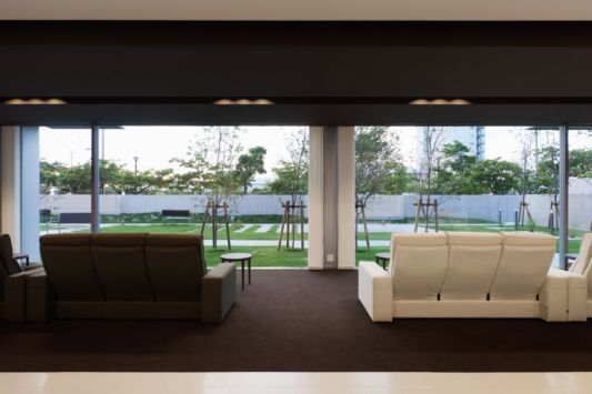 intefeel condominiun lounge sofa