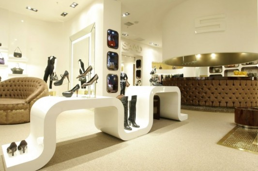 interior design modern and sophisticated shopping