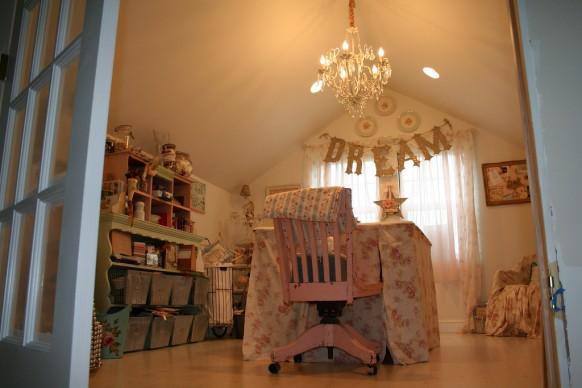 interior studio room classic design