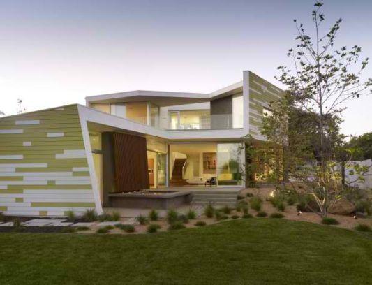 king residence exterior design
