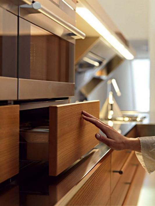 kube contemporary kitchen cabinet design detailed