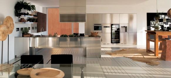 look nature but stylist kitchen ideas