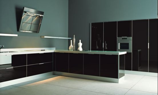 Luce Modern Kitchen Design