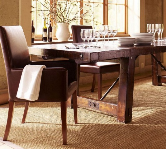 Luxurious Wooden Furniture Dining Set With Traditional
