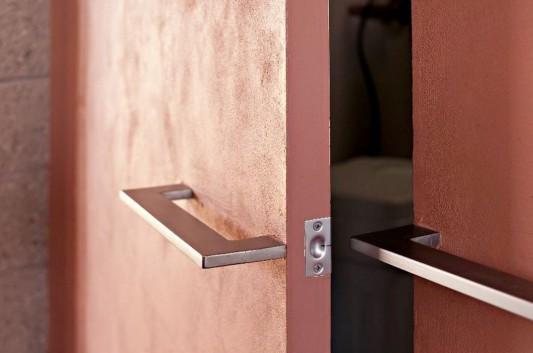 minimalist door handle design