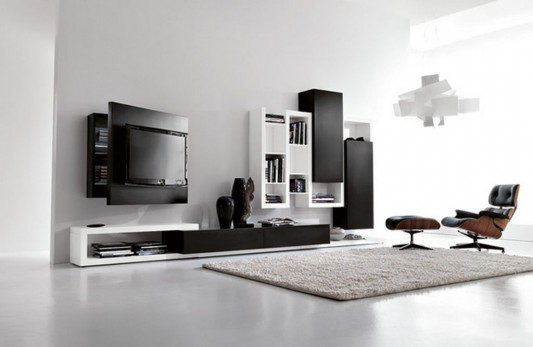 modern and creative living room furniture design ideas