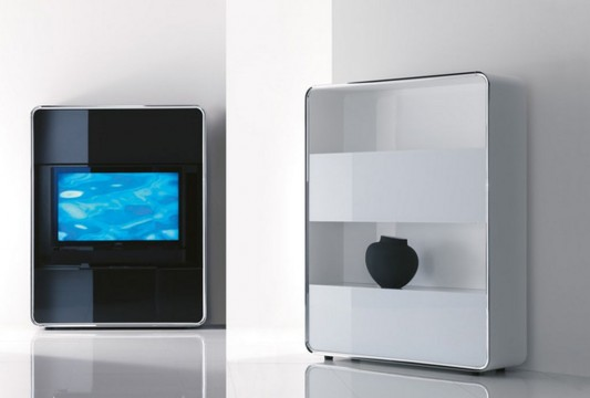 Modern design lcd tv cabinet for bedroom and living room Contemporary tv cabinet design