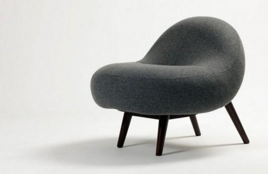 Modern And Glamorous Individual Sofa Design