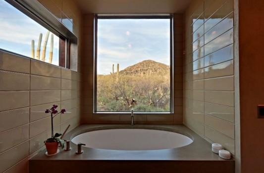 modern bathroom design for small minimalist house