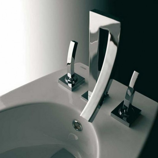 modern bathroom faucet innovation design