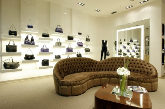 modern classic shop interior decoration