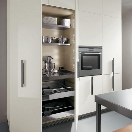 Modern Contemporary Italian Cabinet Kitchen Storage