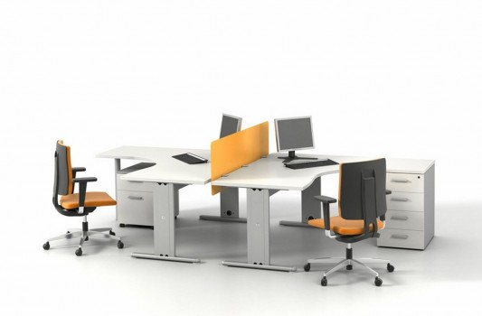 modern contemporary compact office furniture design