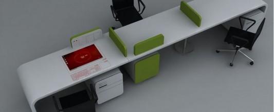 modern design office furniture set