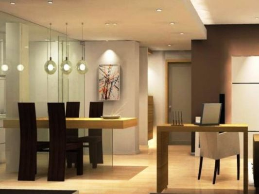 modern dining room decoration ideas - Modern Dining Room Decoration