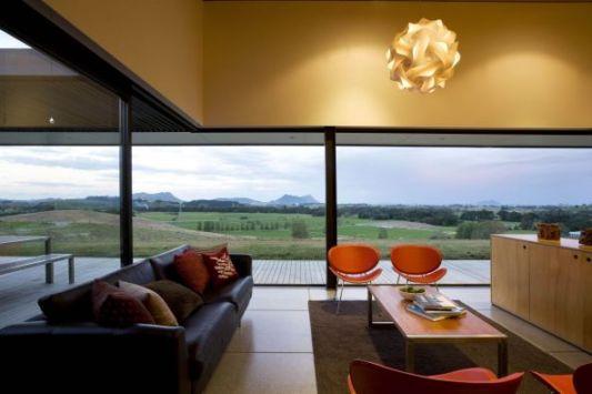 Living Room Design Ideas Nz new modern farmhouse, new northland homestudio john irving