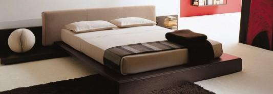 modern minimalist Italian bed design Ideas