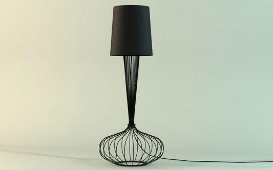 modern minimalist and decorative darwin lamps by Naif design
