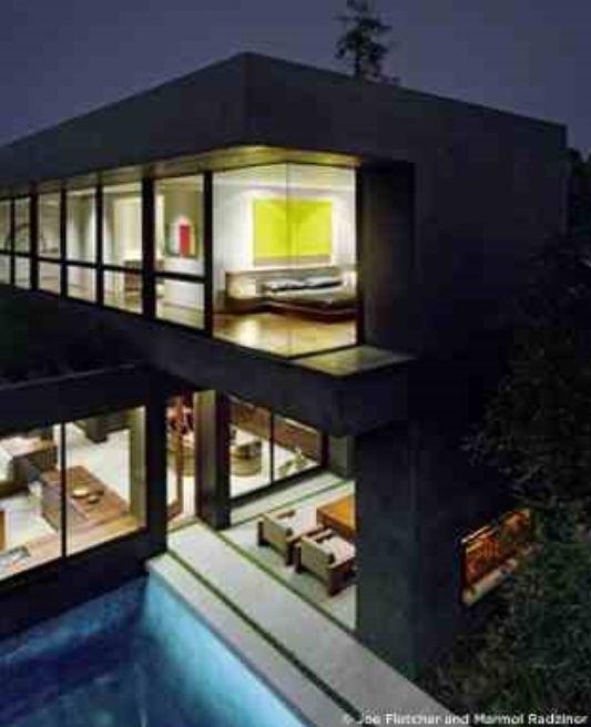 modern minimalist home design vienna way residence