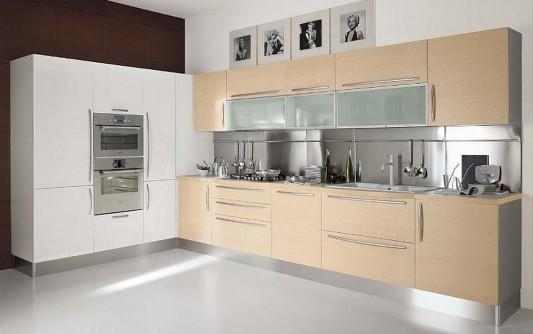 modern minimalist kitchen cabinet decorating ideas