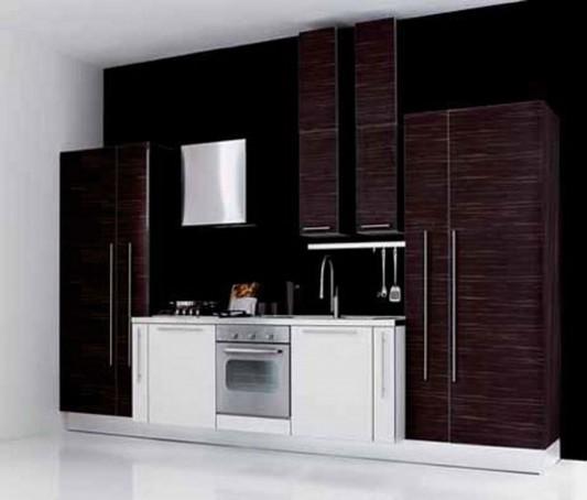Minimalist Kitchen Design: Modern Kitchen Decor With Minimalist Color Touch, Miro By