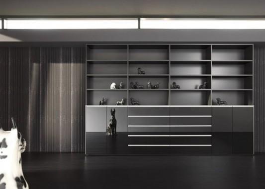 modern minimalist multifunction wardrobes system