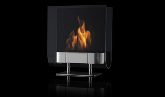 modern portable ethanol fueled fireplaces decorative and safety design