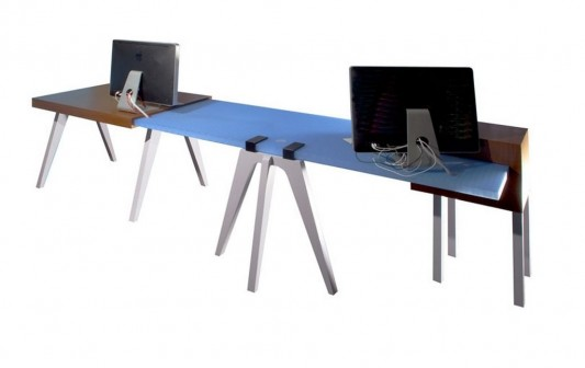 modular office desk design