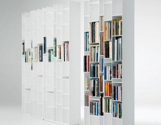 modular storage system with wood fibreboards