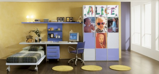 Display Cabinet For Customizable Wardrobe Kids Bedroom - Home ...