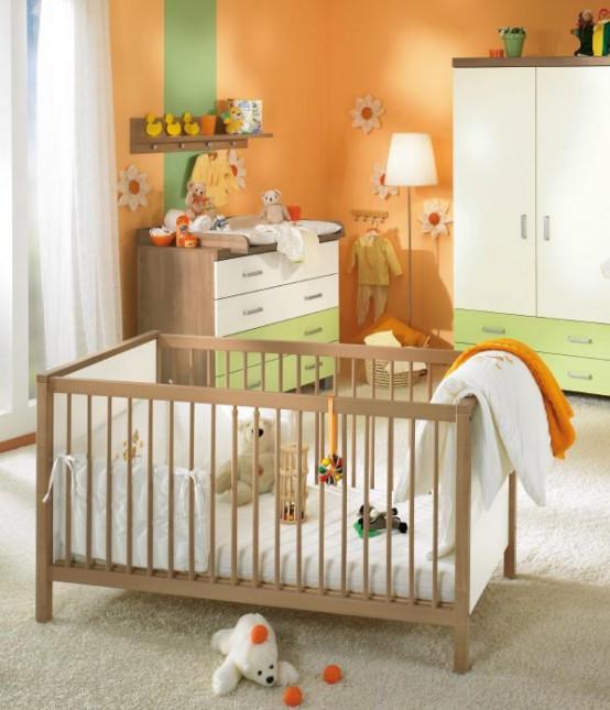 natural wooden babybox design