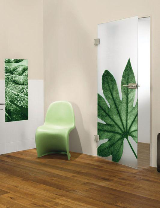 nature glass tiles bathroom wall ideas