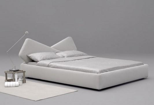 new Comfortable bed design by Odoardo Fioravanti