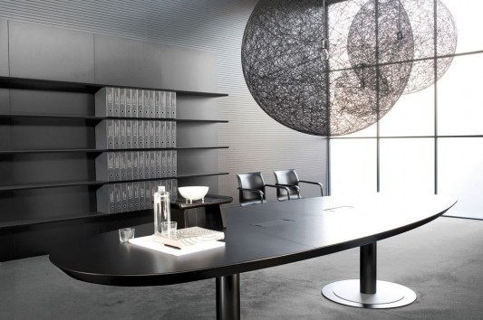 office CEO room interior design ideas