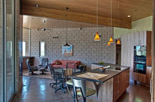 open interior design small house ideas