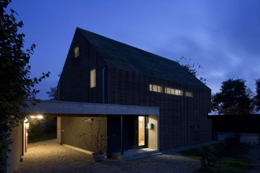 passive house night vision