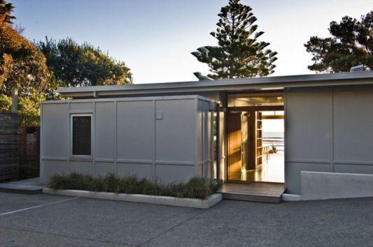 patio design raumati beach house