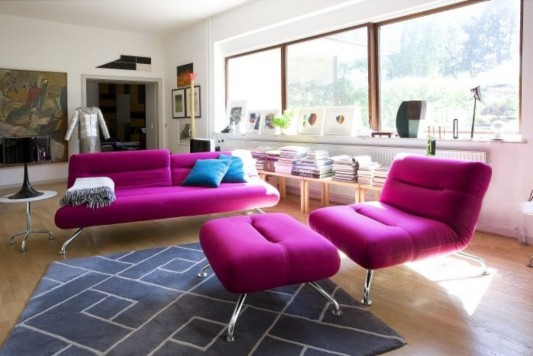 Comfortable Sofa Seating System for Fresh Living room Ideas, Blast ...