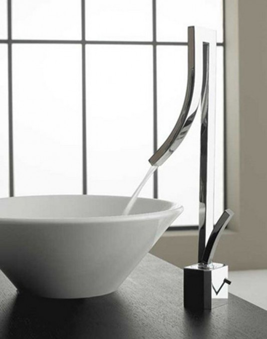 prefect modern bathroom faucet design by bandini