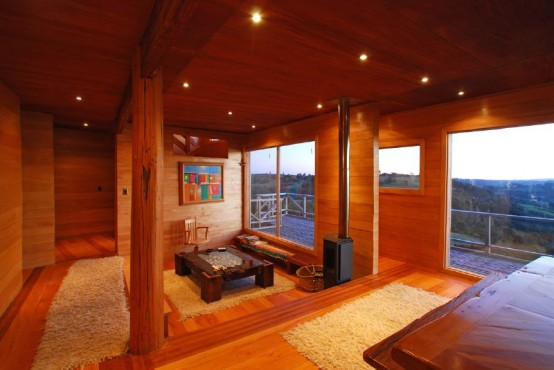 private-room-on-wood-house-in-Chile-554x370