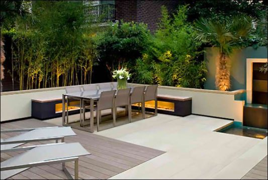 regents park modern contemporary london garden design