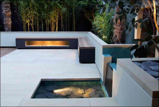 Regent's Park – Modern Contemporary Garden Concept By My Extraordinary Designer Gardens Concept