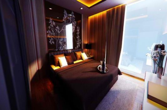 romantic bedroom for couple. Bedroom Design Entertainment For Teens And Couples By Inspatio